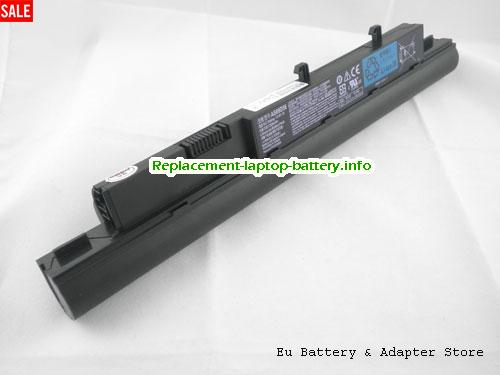 3810T, ACER 3810T Battery, 7800mAh 11.1V Black Li-ion