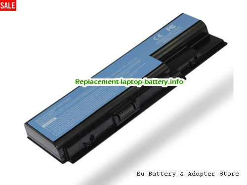 AS07B31, ACER AS07B31 Battery, 5200mAh 14.8V Black Li-ion