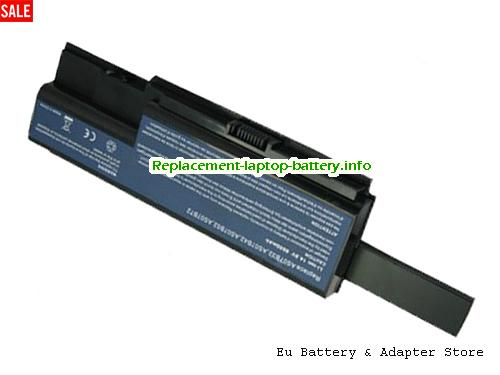 AS07B31, ACER AS07B31 Battery, 8800mAh 11.1V Black Li-ion