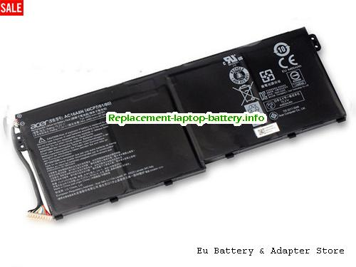 Netherlands Genuine AC16A8N Battery For Acer Aspire VN7-793G V 15 Nitro BE series