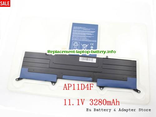 Netherlands Acer Aspire S3-951 Ultrabook Replace Battery AP11D4F  AP11D3F