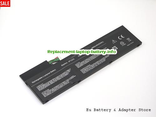 Netherlands New AP12A3i AP12A4i Replacement Battery for Acer Aspire M3 Aspire M5 Laptop
