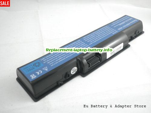 AS07A72, ACER AS07A72 Battery, 5200mAh 11.1V Black Li-ion