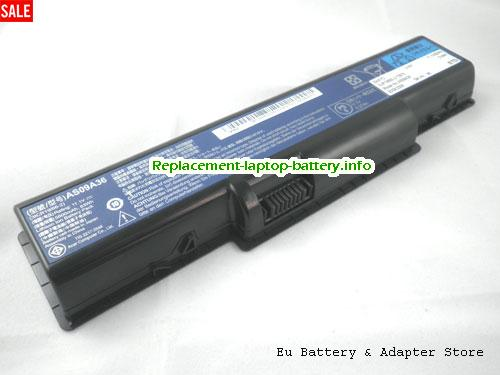 AS09A70, ACER AS09A70 Battery, 46Wh 11.1V Black Li-ion