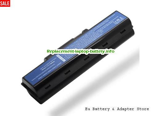 AS09A71, ACER AS09A71 Battery, 7800mAh 11.1V Black Li-ion