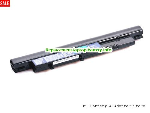 AS09D31, ACER AS09D31 Battery, 5200mAh 11.1V Black Li-ion