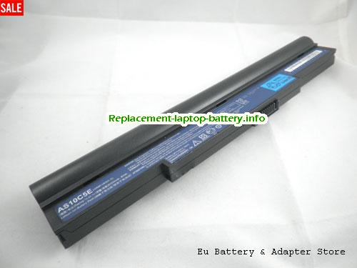 4ICR19/66-2, ACER 4ICR19/66-2 Battery, 6000mAh 14.8V Black Li-ion