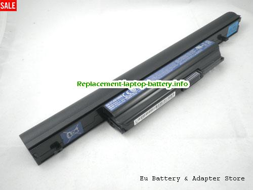 4820T-333G25Mn, ACER 4820T-333G25Mn Battery, 6000mAh, 66Wh  11.1V Black Li-ion