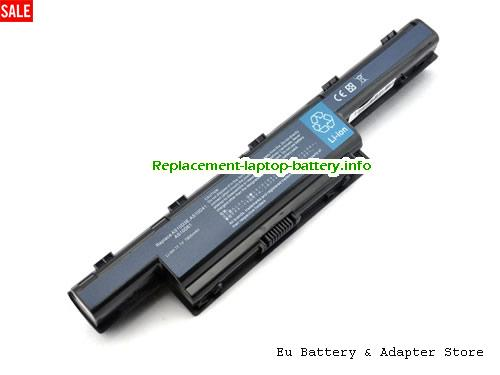 934T2078F, ACER 934T2078F Battery, 7800mAh 10.8V Black Li-ion