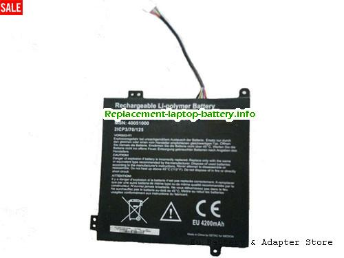 Netherlands Genuine BP-GOLF2 Battery For Acer BPGOLF2 40051000 laptop