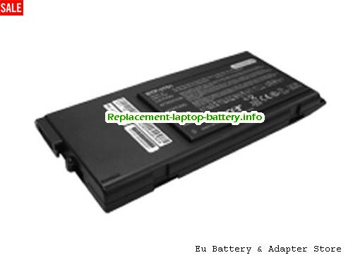 6M.41Q16.001, ACER 6M.41Q16.001 Battery, 3600mAh 11.1V Black Li-ion