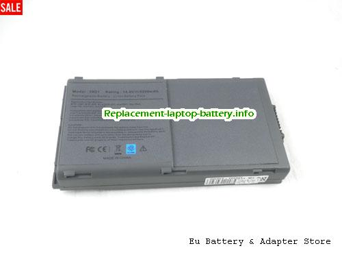 60.49H10.001, ACER 60.49H10.001 Battery, 5200mAh 14.8V Grey Li-ion