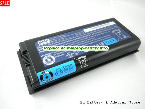 934T3580F, ACER 934T3580F Battery, 4800mAh 11.1V Black Li-ion