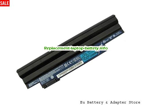AL10G31, ACER AL10G31 Battery, 2200mAh 11.1V Black Li-ion