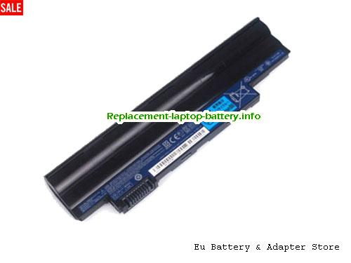 AL10G31, ACER AL10G31 Battery, 7800mAh 11.1V Black Li-ion