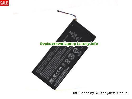 1ICP/4/65/142, ACER 1ICP/4/65/142 Battery, 3680mAh, 14Wh  3.8V Black Li-ion