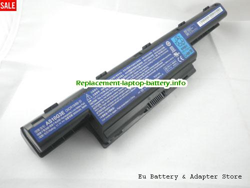 3ICR19/66-3, ACER 3ICR19/66-3 Battery, 9000mAh, 99Wh  11.1V Black Li-ion