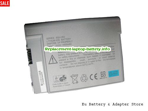 BT.FR107.001, ACER BT.FR107.001 Battery, 4400mAh 14.4V Grey Li-ion