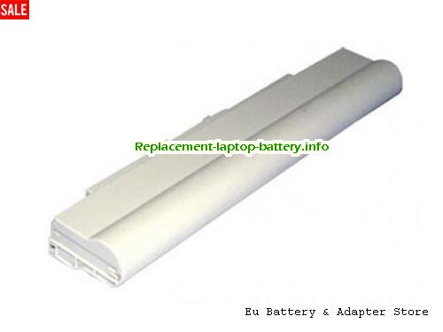 Netherlands UM09E32 UM09E31 UM09E71 Replacement Battery For Acer Aspire 1410 1810T Series Laptop White