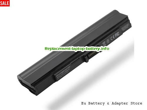 934T2039F, ACER 934T2039F Battery, 5200mAh 10.8V Black Li-ion
