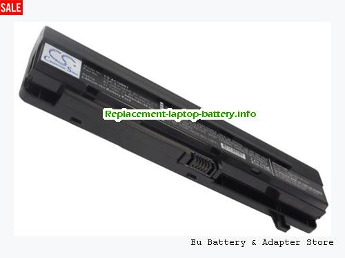 3UR18650F-2-QC175, ACER 3UR18650F-2-QC175 Battery, 4800mAh 11.1V Black Li-ion