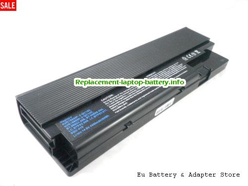 4UR18650F-2-QC145, ACER 4UR18650F-2-QC145 Battery, 4400mAh 14.8V Black Li-ion