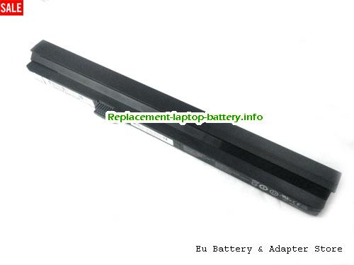 I30-4S4400-M1A2, ADVENT I30-4S4400-M1A2 Battery, 2200mAh 14.8V Black Li-ion
