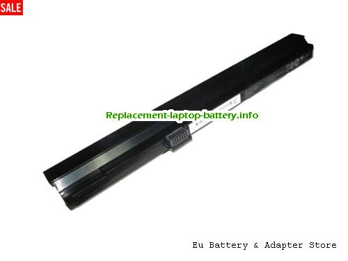 I30-4S4400-M1A2, ADVENT I30-4S4400-M1A2 Battery, 4400mAh 14.8V Black Li-ion