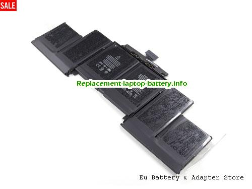 Netherlands A1618 Battery For Apple MacBook Pro A1398 Laptop