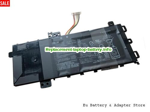 Netherlands Genuine Asus C21N1818-1 Battery Rechargeable 2ICP7/54/83 Li-ion 37Wh