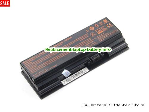 Netherlands Genuine Clevo NH50BAT-4 Battery 48.96Wh Li-ion 14.4V