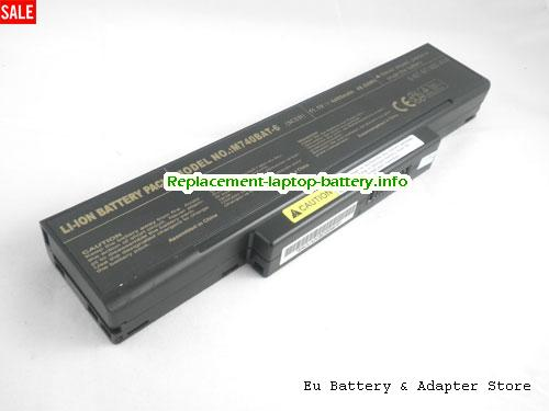 CBPIL48, MSI CBPIL48 Battery, 4400mAh 11.1V Black Li-ion