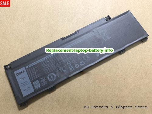 Netherlands 266J9 Battery For DELL Ins 15PR Series Laptop Li-Polymer 11.4v 51Wh