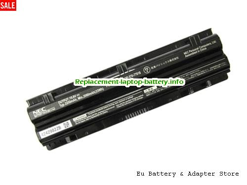 Netherlands PC-VP-W135 Battery OP-570-77018 For NEC VJ30H VK20 VK24L
