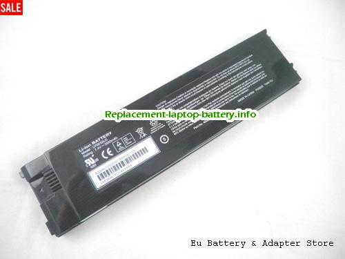 M704, GIGABYTE M704 Battery, 3500mAh 7.4V Black Li-ion