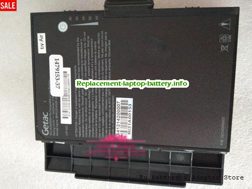 Netherlands BP4S1P3450P-01 Battery Getac 441142000004 Li-Polymer 11.4v 3450mAh