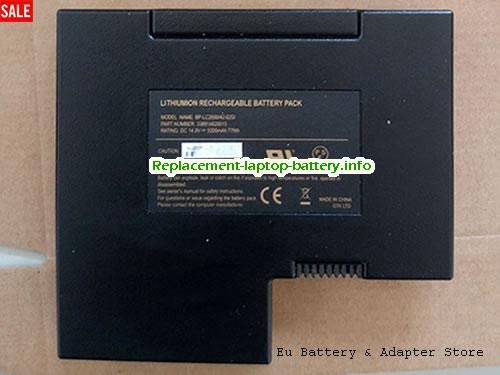 Netherlands Getac BP-LC2600/42-02SI Battery 338914820015 77WH 14.8V
