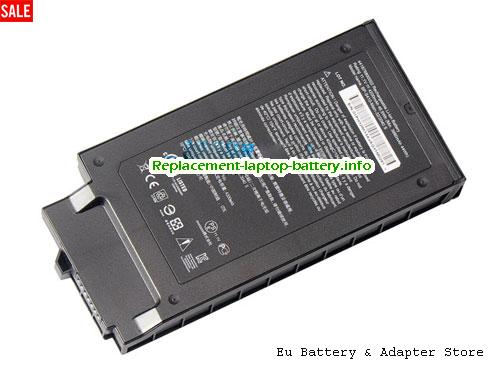 BPS4102nd32, GETAC BPS4102nd32 Battery, 4200mAh, 46.6Wh  11.1V Black Li-Polymer