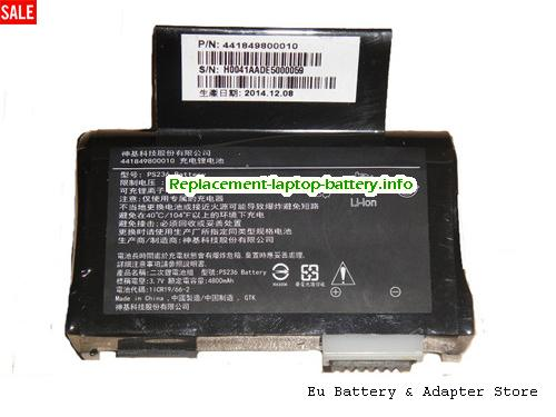 Netherlands PS236 Battery For Getac 236C PDA 441849800010