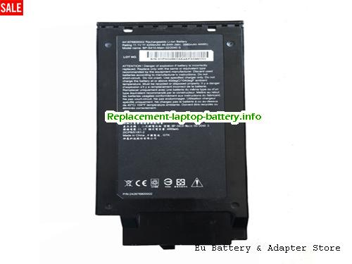 BPS4102nd32, GETAC BPS4102nd32 Battery, 4200mAh, 46.6Wh  11.1V Black Li-ion