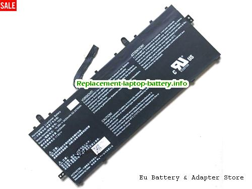 Netherlands 15.28V TED Battery For Getac Laptop