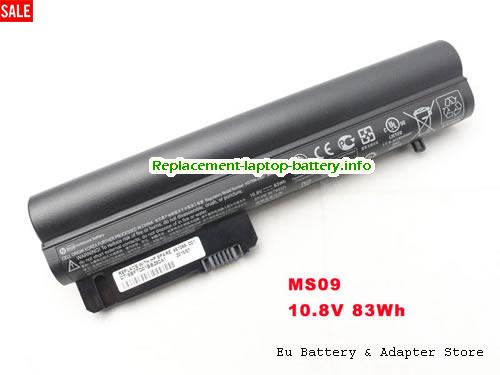 441675-001, HP COMPAQ 441675-001 Battery, 6600mAh, 83Wh  10.8V Black Li-ion