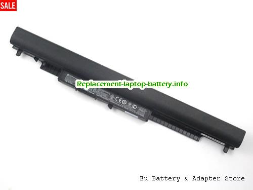 HS04, HP HS04 Battery, 2620mAh, 41Wh  14.8V Black Li-ion