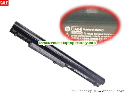 HSTNN-LB5S, HP HSTNN-LB5S Battery, 2620mAh, 48Wh  14.4V Black Li-ion