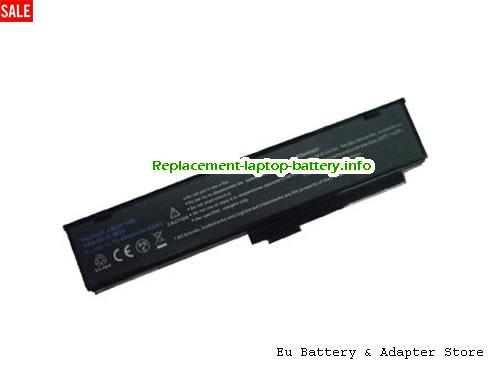 LB52114B, LG LB52114B Battery, 4400mAh 11.1V Black Li-ion
