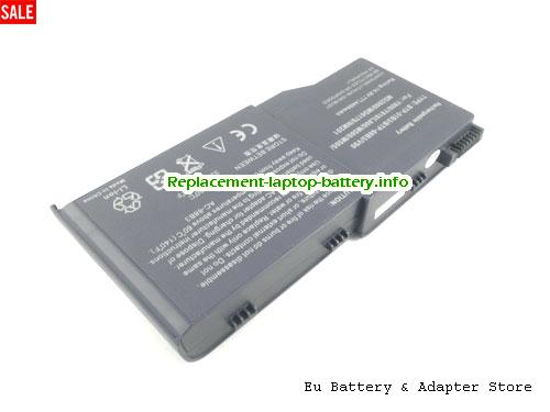 6500768, ACER 6500768 Battery, 4400mAh 14.8V Blue Li-ion