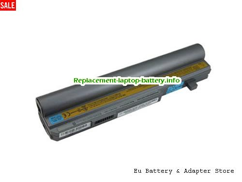 F41M, LENOVO F41M Battery, 4800mAh 10.8V Grey Li-ion