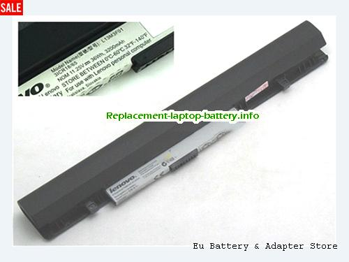 Netherlands Genuine Lenovo L13M3F01 Battery For IdeaPad S215 S210 Rechargeable