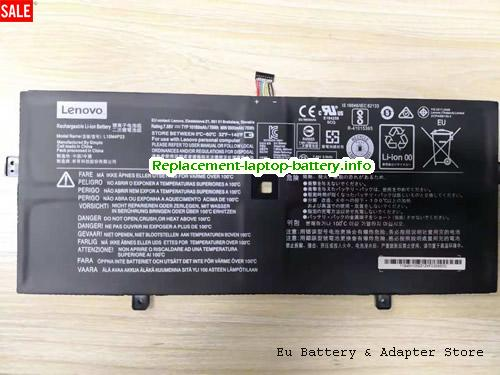 L15C4P22, LENOVO L15C4P22 Battery, 10160mAh, 78Wh  7.68V Black Li-ion