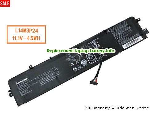 Netherlands Genuine L16S3P24 Battery For Lenovo R720 xiaoxin700 series Laptop